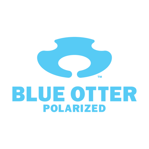 Blue Otter Polarized Sunglasses