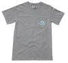 | Nashville | Blue Otter Pocket Tee