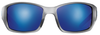|Polarized Sunglasses| |Big Creek| Rime Gray-Night Blue | NYLON