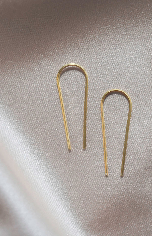 Thread Earring- Large
