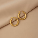 Classic Hoop Earrings - Large