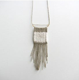 Woven Necklace Workshop- Date TBD