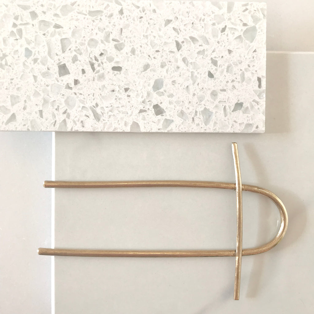 Linear Hair Pin