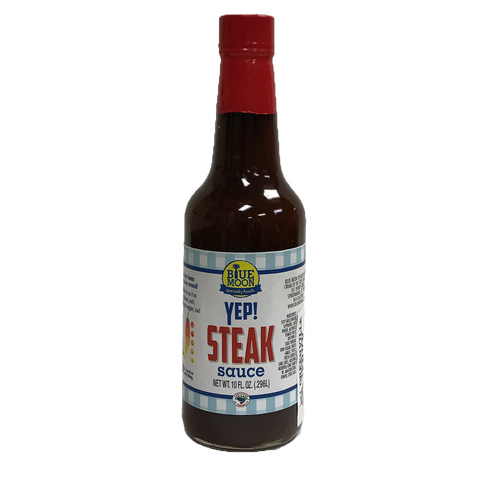 Yep! Steak Sauce