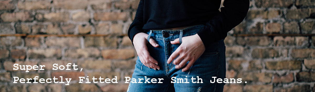 Parker Smith Designer Jeans | Shop SEWN.co