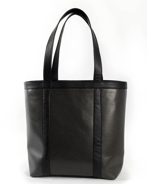 Eba Totes | THE UCCELLO TOTE | Black-Handbag-Mod + Ethico