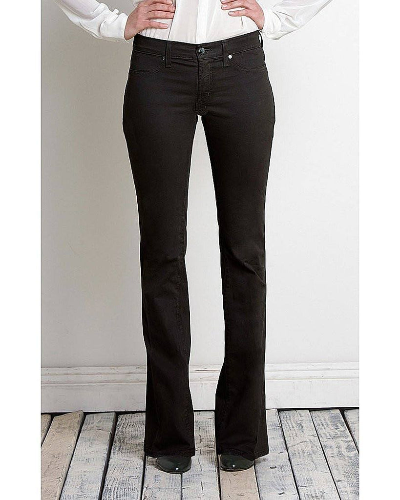 Henry and Belle | Black Flare Jeans-Bottoms-Mod + Ethico