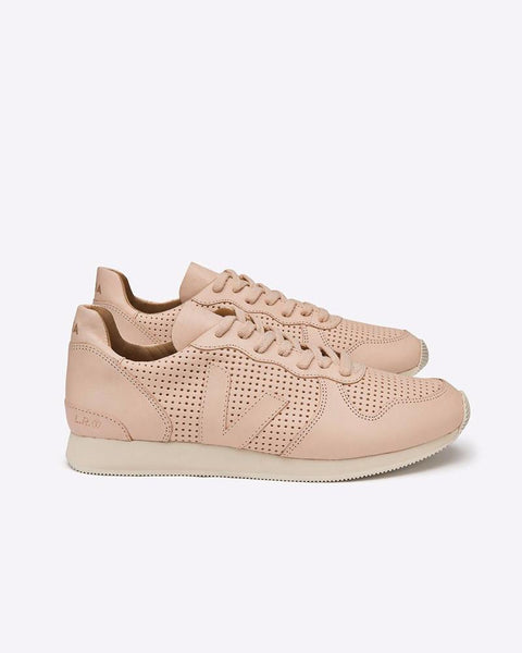 Veja Holiday Bastille Sneakers in Nude-Shoes-Mod + Ethico