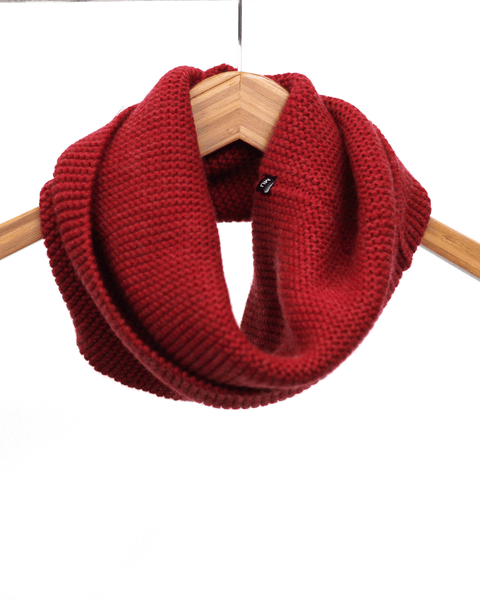 Scarves - Thinking MU Wool Neck Warmer