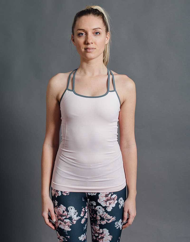 NUX Quantum Tank - Soft Pink-Workout Tops-Mod + Ethico