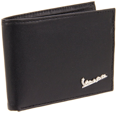 Vespa Men's wallet, Black (VP205570)