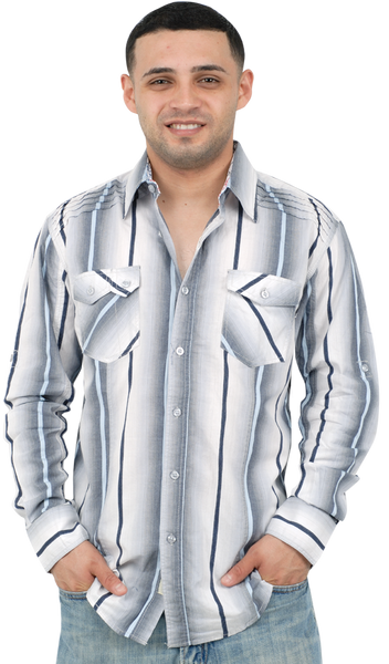 MacMaster Fashion Shirt FZ-7