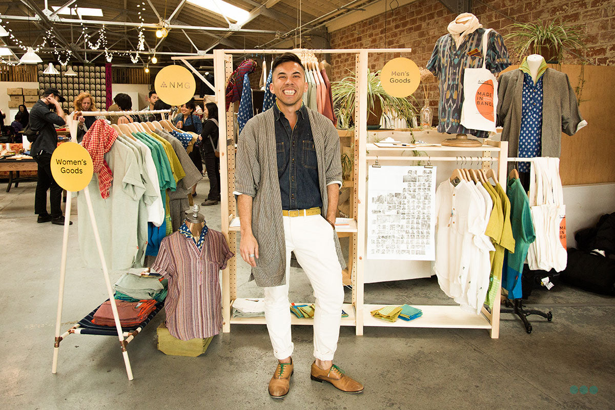 This Year New Market Goods Was Thrilled To Co Host A Popup Event In The East Bay Alongside Few Other Slow Fashion Brands Tonle And Tripty Project