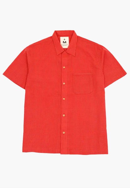 Bhasa Box Button-Down