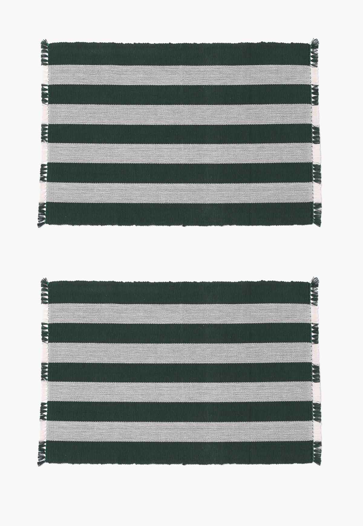 Chittagong Ribbed Placemats (Pair)