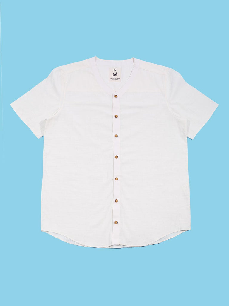 Comilla Baseball Button-Down