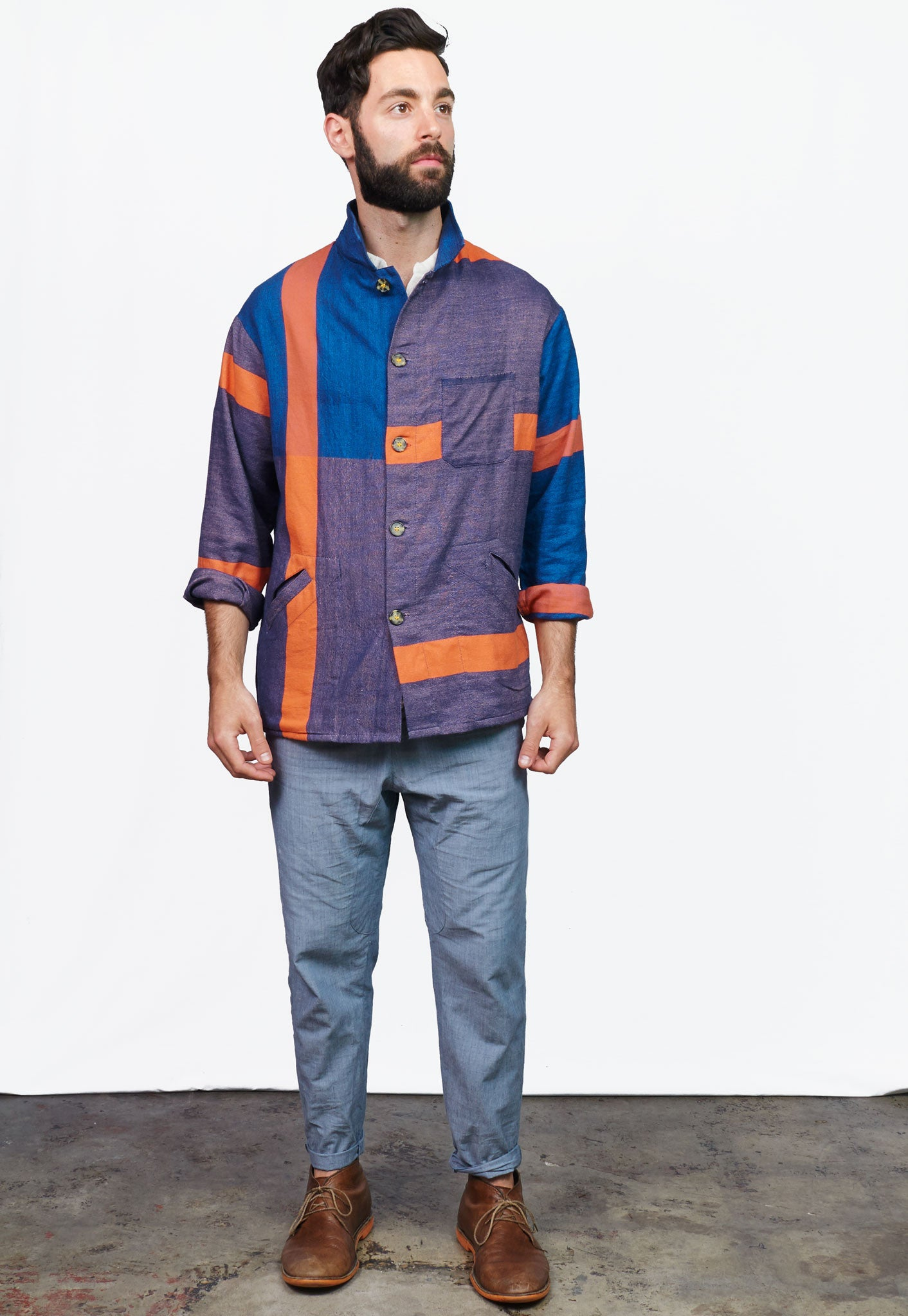 Dora Canvas Overshirt