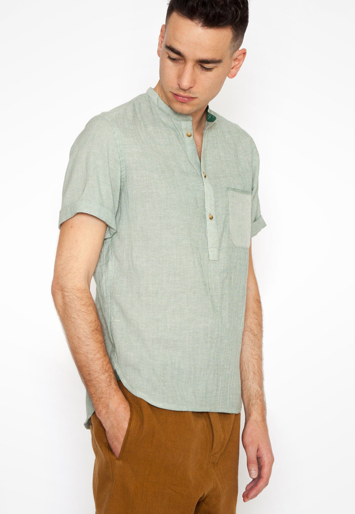 04e614a08fb Kotwali Popover Shirt – New Market Goods