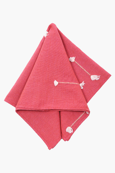 Dark Jami Napkins (Pair)