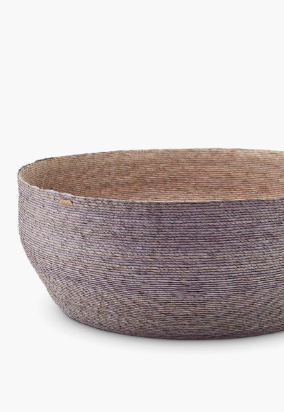 Light Gray Nido Floor Basket