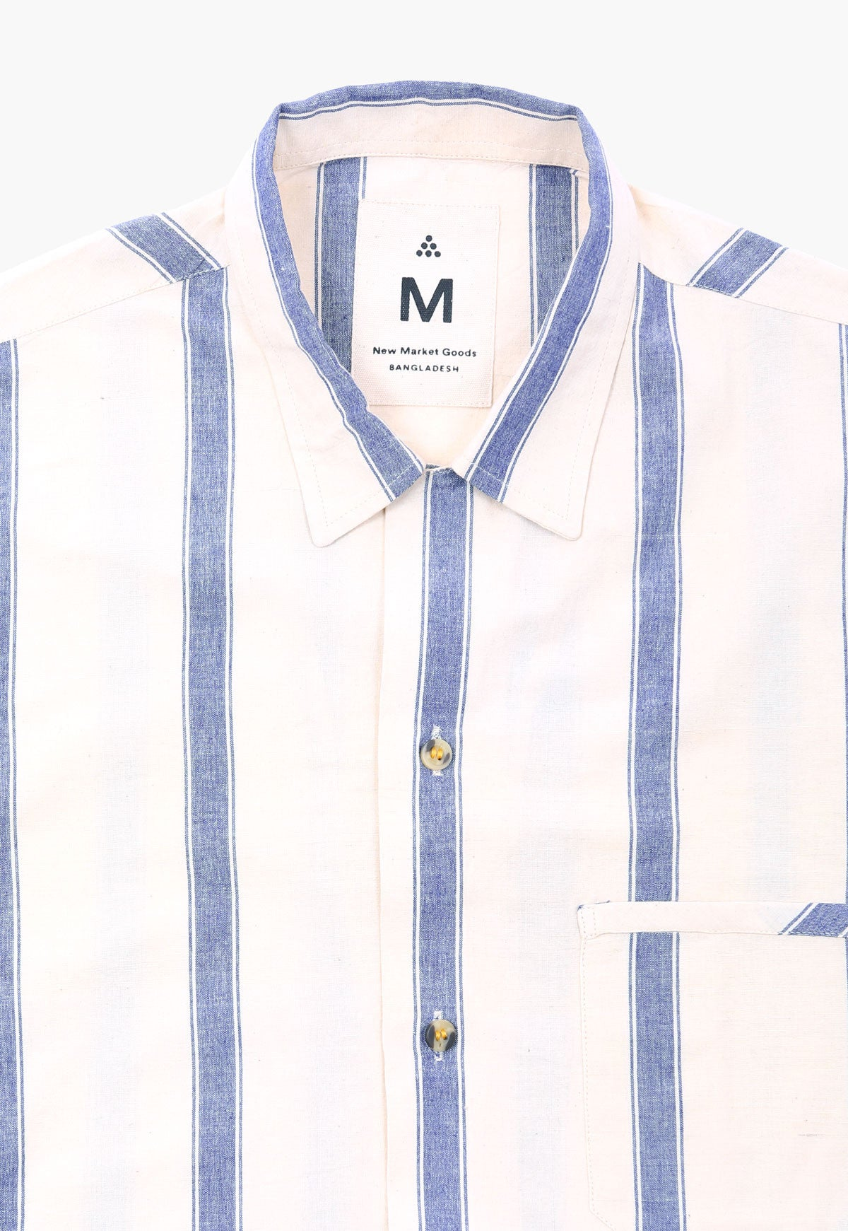 Nadi Box Button-Down