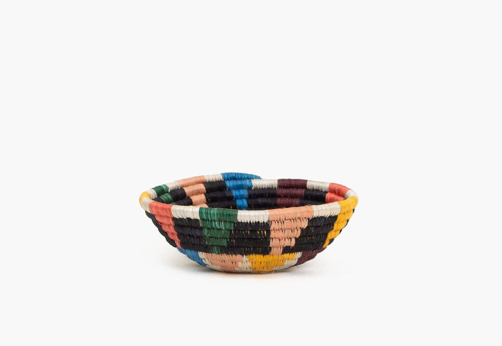 Small Black + Neon Nyota Bowl