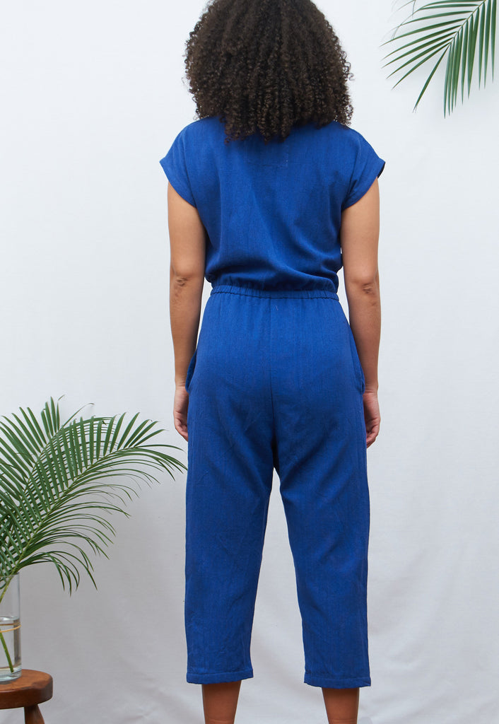 Madyharatri Canvas Jumpsuit