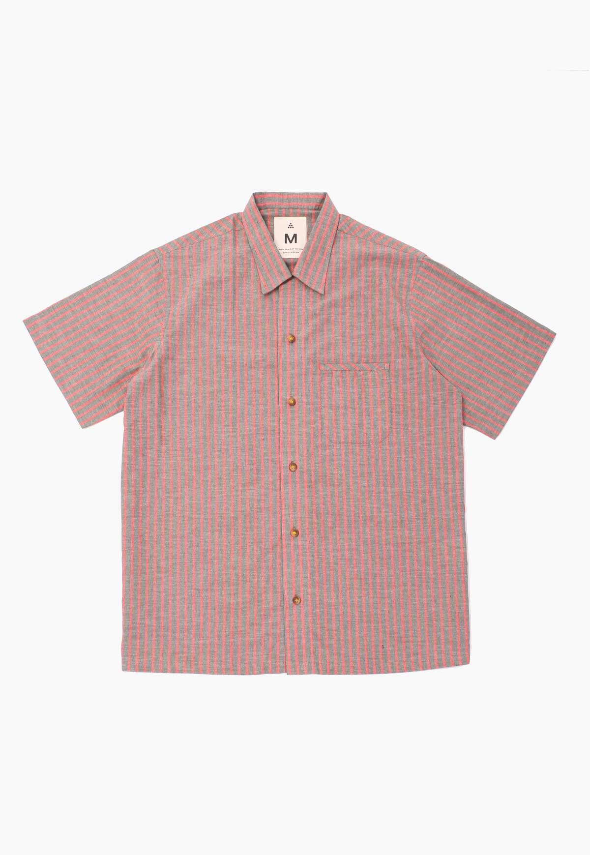 Rakta Box Button-Down