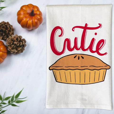 Cutie Pie Kitchen Towel