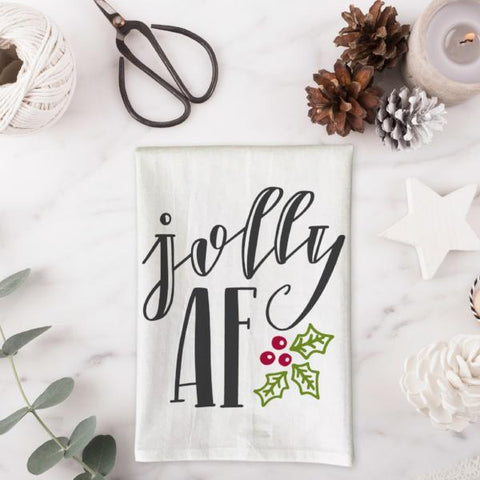 Jolly AF Kitchen Towel