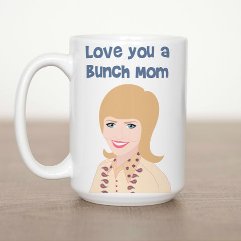 I Love You a Bunch 15 oz Mug