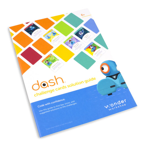 Dash Robot with Dash Challenge Cards + Launcher Bundle