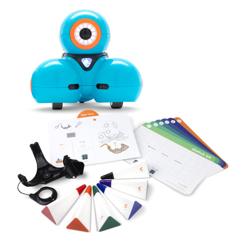 Dash Robot + Sketch Pack Bundle
