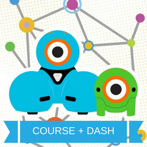PD Bundle: Introduction to Coding and Robotics with Dash & Dot