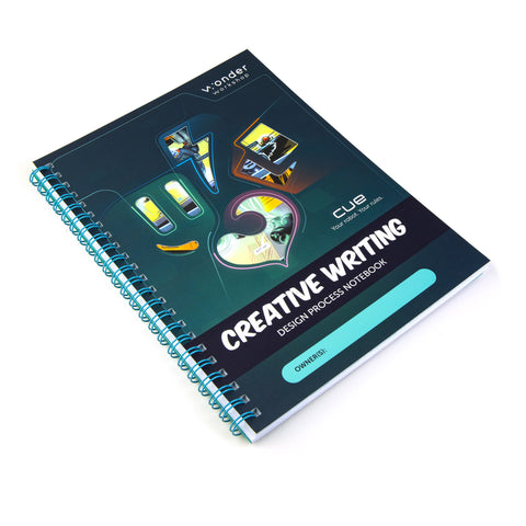 Student Design Process Notebooks - Unit 1: Creative Writing, Applied Robotics Curriculum