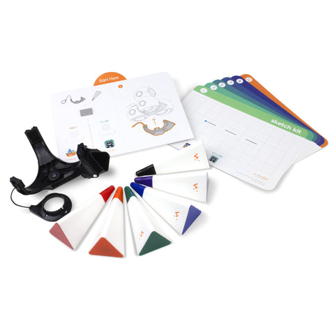 Cue 6-Pack + Curriculum and Accessories