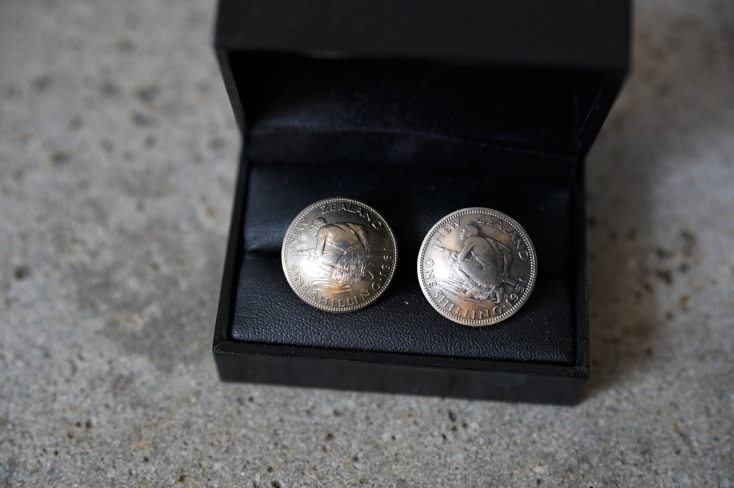 One Shilling (1951) Cufflinks