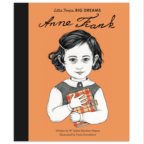 Anne Frank, Little People Big Dreams, Book, Childrens Book, Shop Local,