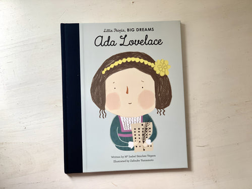 Little People Big Dreams, Shop Local, Ada Lovelace,