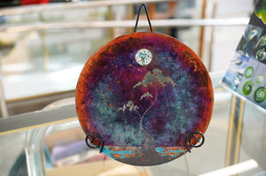 Handmade in New Zealand by Mark James, Raku Pottery