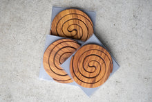 Load image into Gallery viewer, Rimu, Coasters, West Coast NZ, Made in New Zealand, Shop Local, Shop Kiwi, Handmade