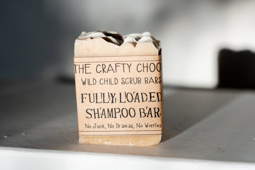 Fully Loaded Shampoo Bar