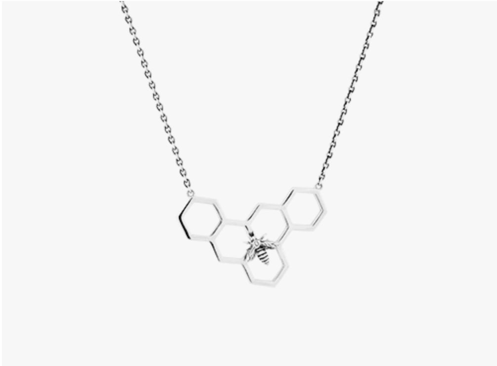 Honeycomb Necklace (Healing)