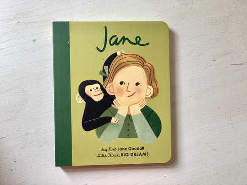 Jane Goodall, Little People Big Dreams,
