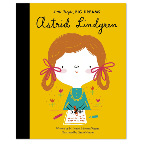 Astrid Lindgren, Little People Big Dreams, Book, Childrens Book, Shop Local,