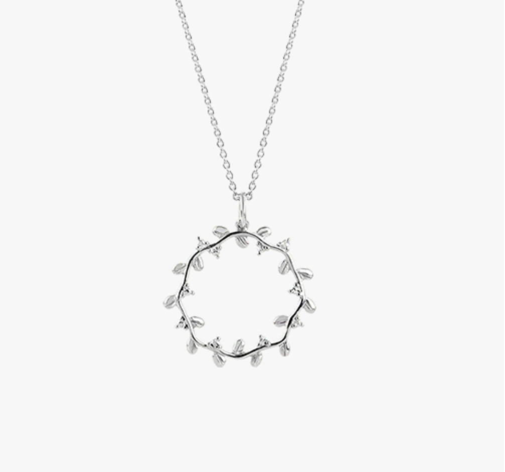 Eternity Vine Necklace