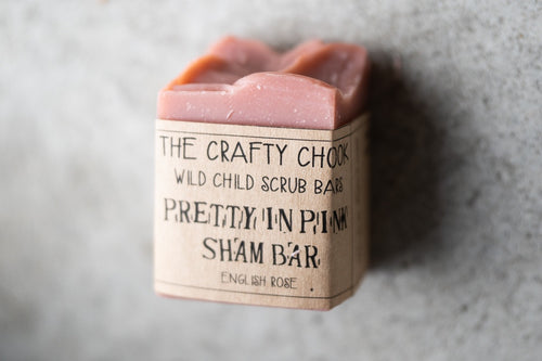 Pretty In Pink Shampoo Bar - English Rose