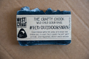 Wild Outdoorsman Scrub Bar
