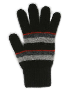 Accent Stripe Gloves