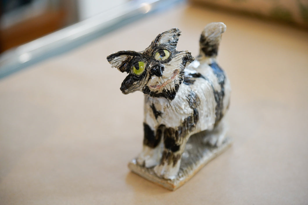 Handmade in New Zealand, Pottery ChesireCat